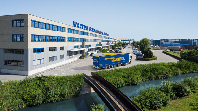 WALTER BUSINESS-PARK - Video-Clip